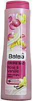 Пена для купания DM Balea Creme Bad Rose-Vanille 750мл.