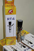 Ручной регулятор тяги REGULUS RT4P для котла на твердом топливе