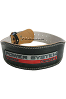 Power System - Пояс для тяжелой атлетики Power Black PS 3100 L