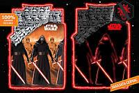 """Постельное белье Звездные войны Кайло Рен и штурмовики Star Wars """"неон"""" светится в темноте"""