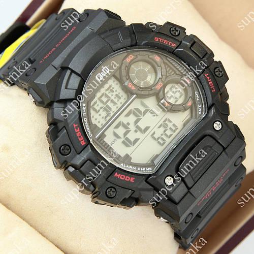 Многофункциональные наручные часы Q&Q m144j003y 1052-0001