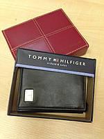 Кожаный кошелек Tommy Hilfiger оригинал