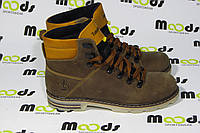Женские ботинки Timberland польская кожа, набивной мех Р. 36 37 39 40