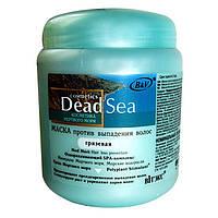Маска грязевая против выпадения волос Косметика Мертвого Моря