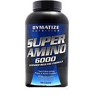 Аминокислоты Dymatize Super Amino 6000  (500 tabs)