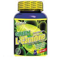Л-карнитин FitMax Green L-Carnitine (60 caps)