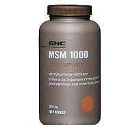 Хондропротекторы GNC MSM 1000 (180 caps)