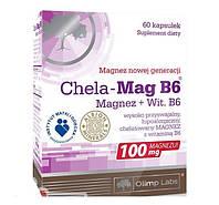 Витамины Olimp Chela-Mag B6 (60 caps)