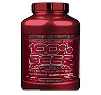 Говяжий протеин Scitec Nutrition 100% Beef Concentrate (1 kg)