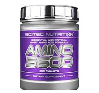 Аминокислоты Scitec Nutrition Amino 5600 1000 (tabs)