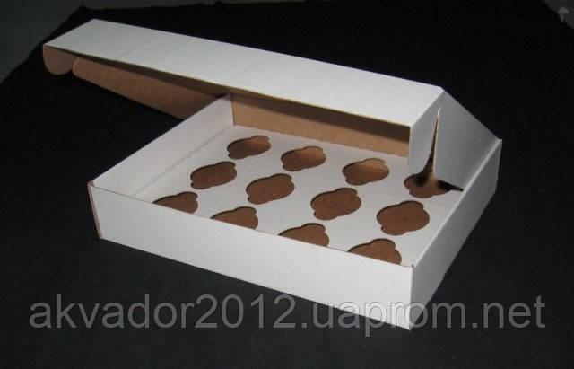Как сделать коробочку для кексов своими руками