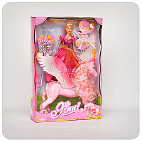 "Кукла типа ""Барби"" Jinni и ее аликорн 83147"
