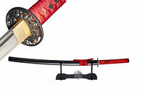 Сувенирный самурайский меч Red Dragon KATANA 13945
