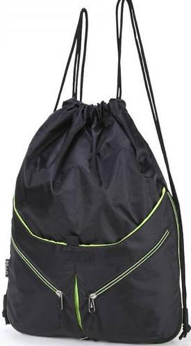 Замечательный молодежный  рюкзак, Dolly (Долли) 837 черный