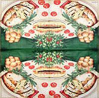 Салфетка декупажная Праздничная выпечка 5495