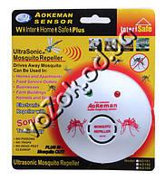 Ультразвуковой отпугиватель комаров AoKeman Mosquito Repeller AO-101