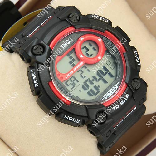 Яркие наручные часы Q&Q m141j001y 1052-0013