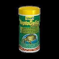 Tetra Fauna ReptoDelica Shrimps 250 мл лакомство для водных черепах с креветками