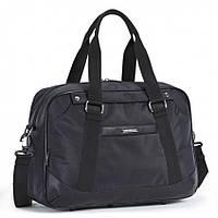 Мужская дорожно-спортивная сумка 25 л. Dolly (Долли) 771 черный