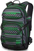Рюкзак мужской для сноуборда и лыж Dakine Heli Pro 20L Verde 610934901542 зеленый