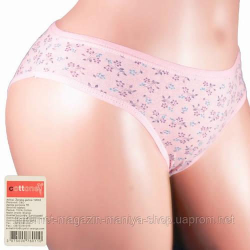 Трусы женские норма универсал Cotton 100% Турция