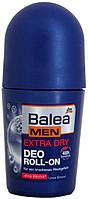 Дезодорант шариковый мужской DM Balea Deo Roll-on men Extra Dry 50мл.