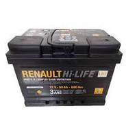 Аккумуляторная батарея 50AH 600A RENAULT 7711130088