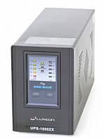 Luxeon UPS-1000ZX 1000BA\синус\ИБП\стаб источник бесперебойного питания