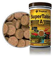 Корм для рыб и водных черепах Tropical SuperTabin A,   300 мл
