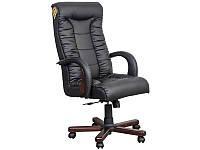 Кресло руководителя Кинг Люкс вышивка Стандарт