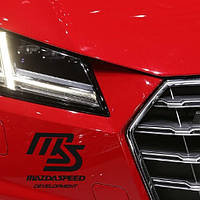 "Наклейка на авто ""Mazdaspeed"""