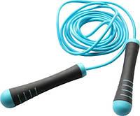 Скакалка спортивная с утяжелителями на ручках Power System