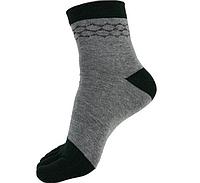 Носки для йоги и танцев с пальцами