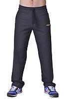 Спортивные мужские штаны - 80% хлопок, 20% полиэстер Berserk Sport серый
