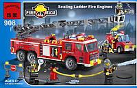 Конструктор детский Brick 908 Пожарная тревога