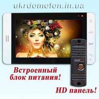 Комплект видеодомофона с записью PC-705R2(PC-668H)