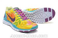 Nike Free TR Fit 2 желтые