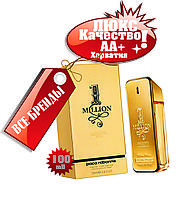 Paco Rabanne 1 Million gold Cologne Хорватия Люкс качество АА++   пако рабан  ван миллион голд