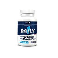 VPLab Daily 1 100 капсул Витамины и минералы