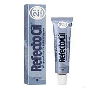 RefectoCil — краска для бровей и ресниц (темно-синяя), 15мл