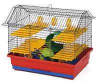 Клетка Фредди Люкс для грызунов, 48х36х43см, окрашенная