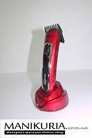 Машинка для стрижки волос Hairway D009 красная