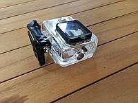 Аквабокс водонепроницаемый KingMa для экшн камеры Xiaomi Yi white с триподом