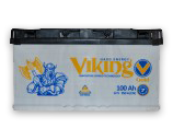 Аккумулятор Viking Gold 105 Ah/12V (950A) Evro -+
