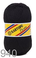Kartopu Flora - 940 черный