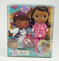 Набор Doc McStuffins (Доктор Плюшева)  Кукла со сменной одеждой (GPH90145/UA)