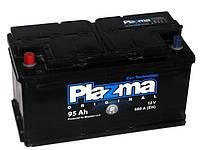 Автомобильная стартерная батарея PLAZMA Original 6СТ-95 595 62 02 L+