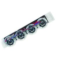 Колеса для роликовых коньков Tempish Impuls 82 х 24 мм 84А, 4 шт (AS)