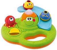Игрушка для ванной Chicco Остров мыльных пузырей (70106.00)