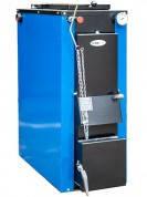 Твердотопливный дровяной котел длительного горения TERMit-TT 18 СТАНДАРТ (Термит, с теплоизоляцией, мощность 18 кВт) + регулятор тяги